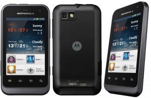 Resetear Android en el Motorola Defy Mini XT320