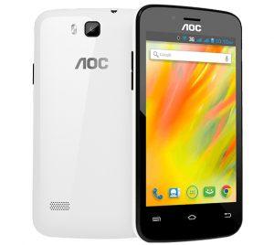 Resetear Android AOC E40