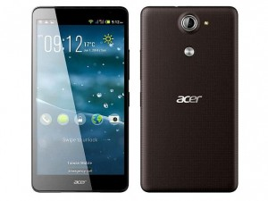 Resetear Android Acer Liquid X1