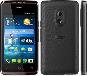 Resetear Android Acer Liquid Z200