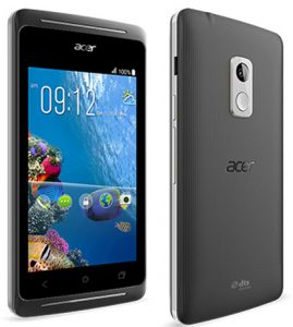 Resetear Android Acer Liquid Z205