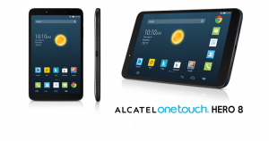 Resetear Android Alcatel Hero 8