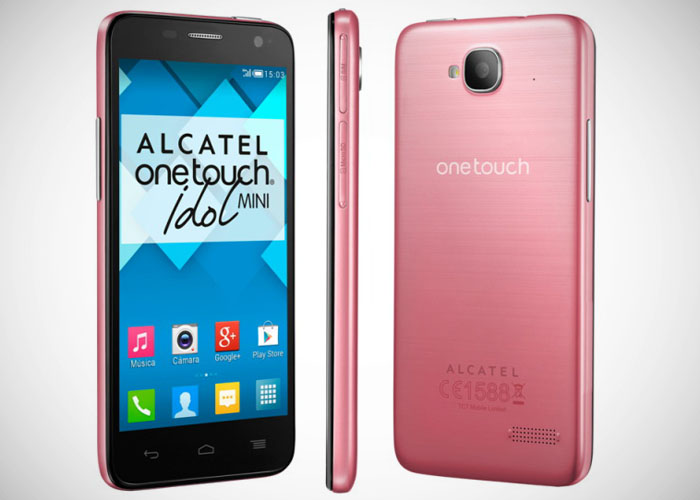 Resetear android en el alcatel idol mini resetear android - Fundas alcatel one touch idol ...