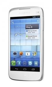 Resetear Android en el Alcatel OT-997D