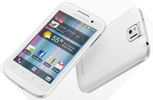 resetear Android en el Alcatel One Touch 991