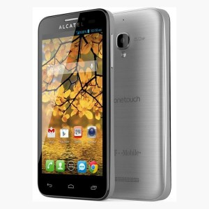 Resetear Android en Alcatel One Touch Fierce