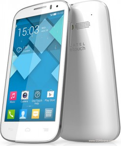 Resetear Android Alcatel One Touch Pop C5