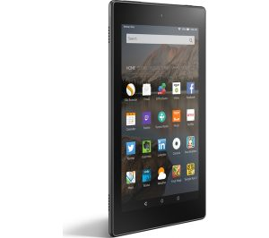 Resetear Android Amazon Fire HD 8
