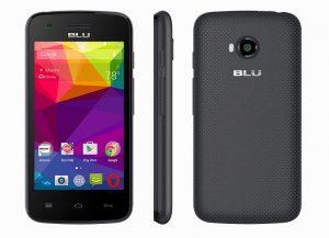 Resetear Android en BLU Dash J