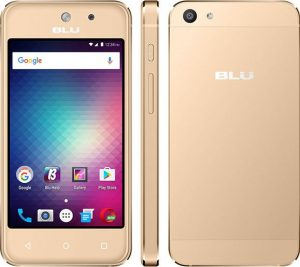 Resetear Android BLU Vivo 5 Mini