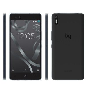Resetear Android BQ Aquaris X5
