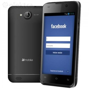 Resetear Android Bmobile AX650