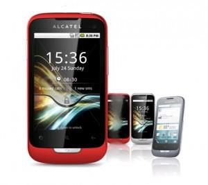 Resetear Android en el Alcatel OT-985