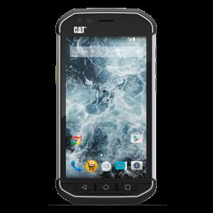 Resetear Android en Cat S40
