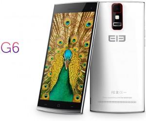 Resetear Android en Elephone G6