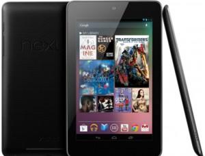 Resetear Android en el Google Nexus 7
