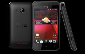 Resetear Android en HTC Desire 200