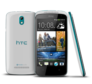 Restear Android en HTC Desire 500