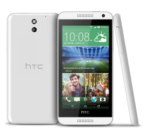 Resetear Android HTC Desire 610