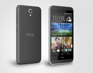 Resetear Android HTC Desire 620