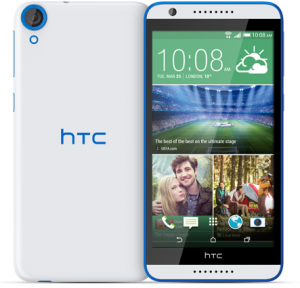 Resetear Android HTC Desire 820