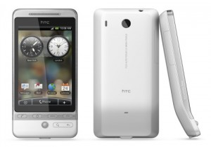 Resetear Android en el HTC Hero