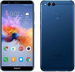 Resetear Android en el Honor 7X