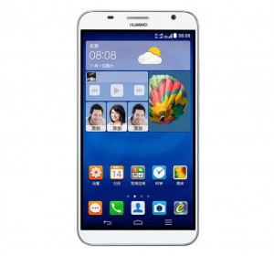 Resetear Android en Huawei Ascend GX1
