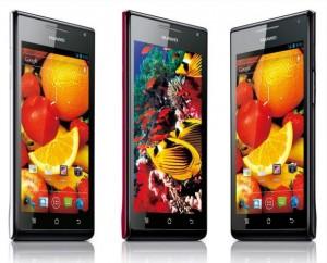Resetear Android en el Huawei Ascend P1