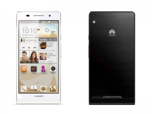 Resetear Android Huawei Ascend P6 S