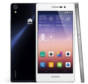 Resetear Android en Huawei Ascend P7