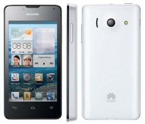 Resetear Android Huawei Ascend Y300 II