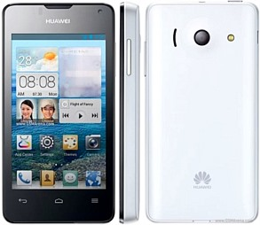 Resetear Android Huawei Ascend Y330