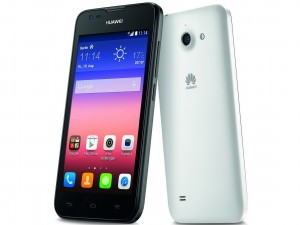 Resetear Android Huawei Ascend Y550