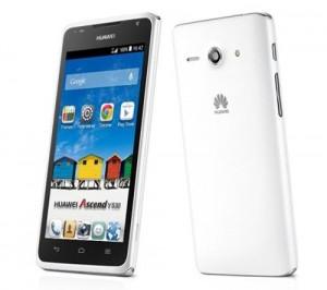 Resetear Android en Huawei G530