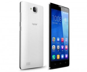 Resetear Android Huawei Honor 3C
