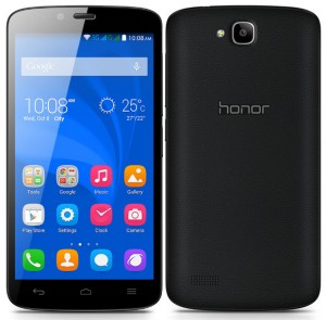 resetear Android Huawei Honor Holly
