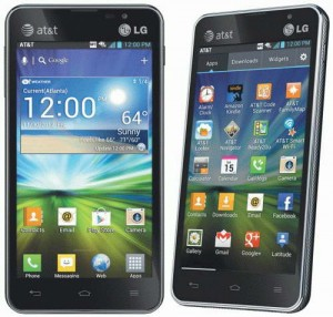 Resetear Android en LG Escape P870