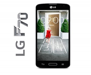 Resetear Android LG F70