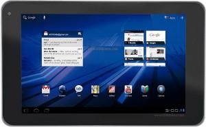 Resetear Android en la tablet LG G Slate