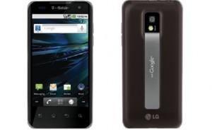 Resetear Android en el LG G2x