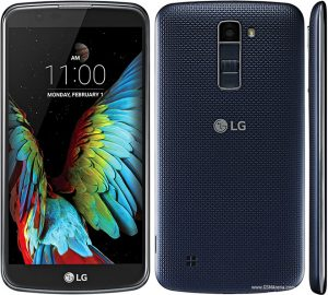 Resetear Android LG K10