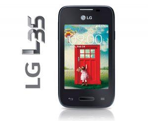 Desbloquear Android LG L35