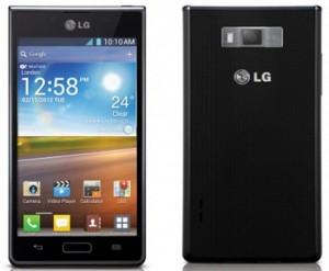 Resetear Android en LG Optimus L7