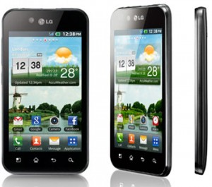 Resetear Android en el LG Optimus Black