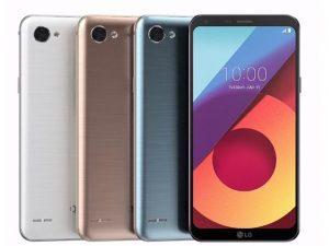 Resetear Android en LG Q6