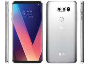 Resetear Android en el LG V30