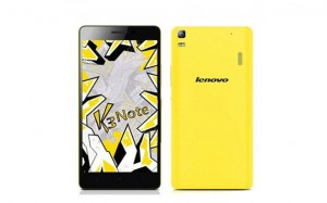 Resetear Android Lenovo K3 Note