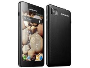 Resetear Android en Lenovo K860