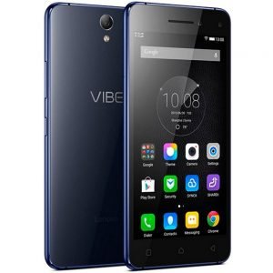 Resetear Android Lenovo Vibe S1
